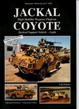 Jackal and Coyote